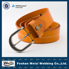 new fashion 3 inch leather belt