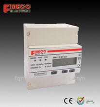 EM415 watt meter electric meter m-bus read digital electric meter