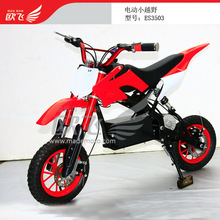 best gift electric dirt bike/350w dirt bike E3503 for kids
