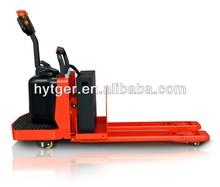 2014 3.0 t electric Pallet Trucks for sale/low profile electric pallet truck