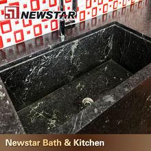 Newstar artificial cozinha pia de pedra
