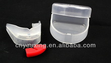 Boxing gum shield silicone double layer mouth guard
