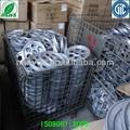 Dongguan fundição de alumínio médio/grande fio máquina de desenho de alumínio polia do cone com nosso cliente desenho de folha