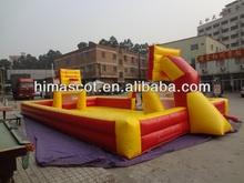 HI high quality funny inflatable pool basketball hoop