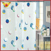 Ball Design Bath PVC Small Door Window Curtains