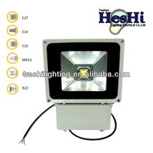 Poluar Design 100W led flood light RA>80 Best price