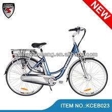 LOHAS 2014 alloy frame lithium battery power elektrikli bisiklet en15194
