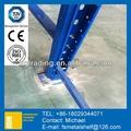sistema de armazenamento vertical tubulação trasfega do sistema