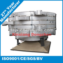 stainless steel rotary screen machine for breadfruit sieving