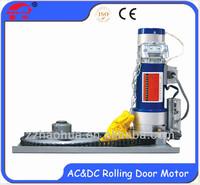 DC Series 800KG dc rolling door operator/rolling door motor