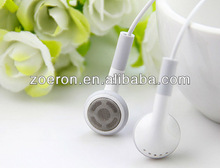 For Apple iphone 4 earphone with mic and remote