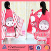 BAB101 Cute cartoon red super soft baby blanket factory