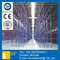 sistema de armazenamento vertical da tubulação de metal rack comum