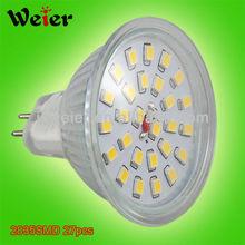 Ra80 40000hours 4W 12V AC/DC $1.599 mr16 led spot light