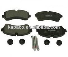 Kapaco Severe Duty Disc Brake Pad for Mercedes Benz