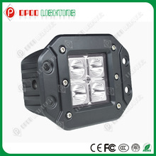 New 16w with mount flange easy installation 3inch 16w led work light