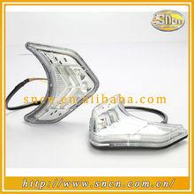 2013 car accessories for kia sorento drl KIA Sorento daytime running light KIA Sorento fog lampt