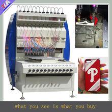 JY-B02 Easy operation 12 clolor pvc cheap phone cases making machine