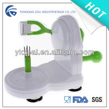 zeal AS014C promotional apple peeler corer slicer with sucker