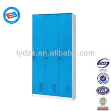 3 door metal locker American steel home office furnitures