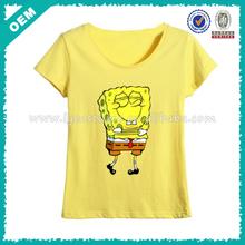 Interesting shirts , t shirt spongebob , funny t shirts (lyt03000216)