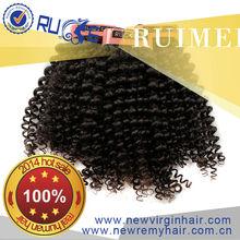 6A Grade Mongolian Original Completely Natural Hair Pieces