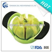 zeal AS019C food grade apple peeler corer slicer as seen on tv norpro grip colorful