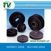 SPA Taper bore v-belt pulley with taper bush
