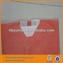 PP mesh bags from China ,Orange plastic PP /PE mesh bags