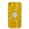 Custom water transfer print case for iphone 4s