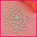 Nuova moda 2014 grossisti da sposa matrimonio strass per la decorazione di cristalli di abito wre-096
