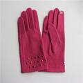 ファッションのタッチスクリーンメリノウールの手袋