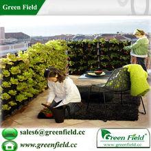 verticale appeso verde piantatore giardino parete modulare