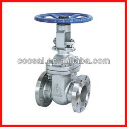 Coosai valve China manufacturer gate valve with electric actuator