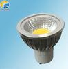 4W COB GU10 MR16 LED light Aluminum with lens