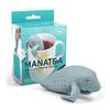 Manatea Tea Infuser Cute Florida Manatee Silicone Stainer