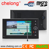 With GPS Navigation 4.3/5.0 TFT Display 300 Mega Pixel Color CMOS Touch Screen GPS Car Mirror DVR