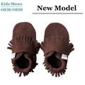 2014 primavera sapatos de bebê inverno infantil sapatos de couro