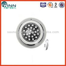 stainless steel buried type LED swimming pool fiber optic lighting