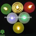 mk preço barato venda quente led vela artificial luz