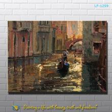 handmade italian landscape oil paintings