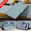 Luxury Genuine 5 colors PU Leather Flip Case Wallet Cover For Samsung Galaxy s5 i9600