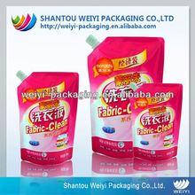 wine spout bag / foil spout pouch / beverage bag with spout