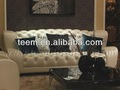 Divany mobiliário sala de estar mobiliário LS-117B pottery barn móveis sofá decor