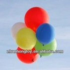 "2014 new colorful 36"" inches giant latex balloon for advertising and promotions"