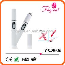 Multifunction Electric Vibration Massage Eyes Wrinkle Remover Eraser Pen