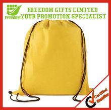 Promotional Custom Non-woven Drawstring Bag