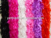fluffy turkey ruff feather boas