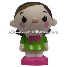 Branded newly design cartoon figure custom made piggy banks