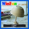 lampada da tavolo moderna con porta USB può bastone sul muro